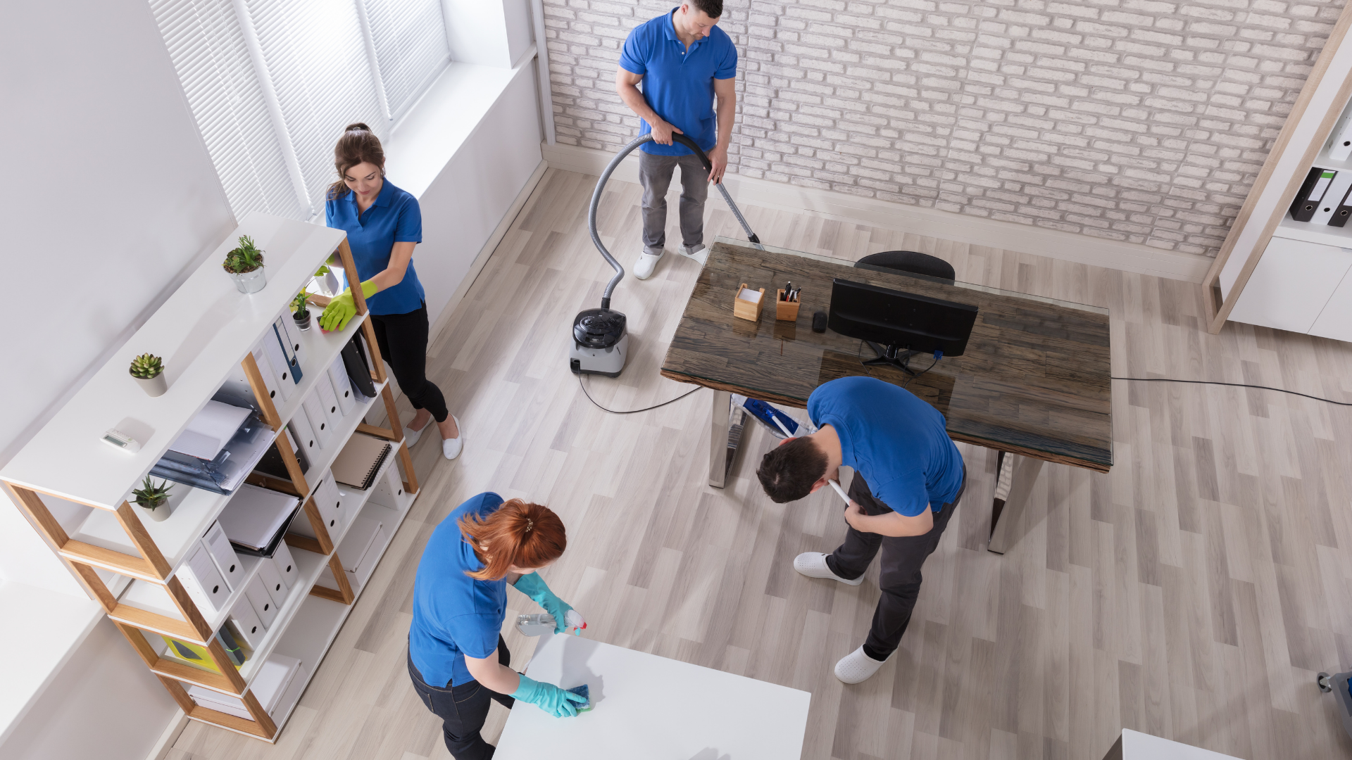 commercial cleaning services auckland kleenco